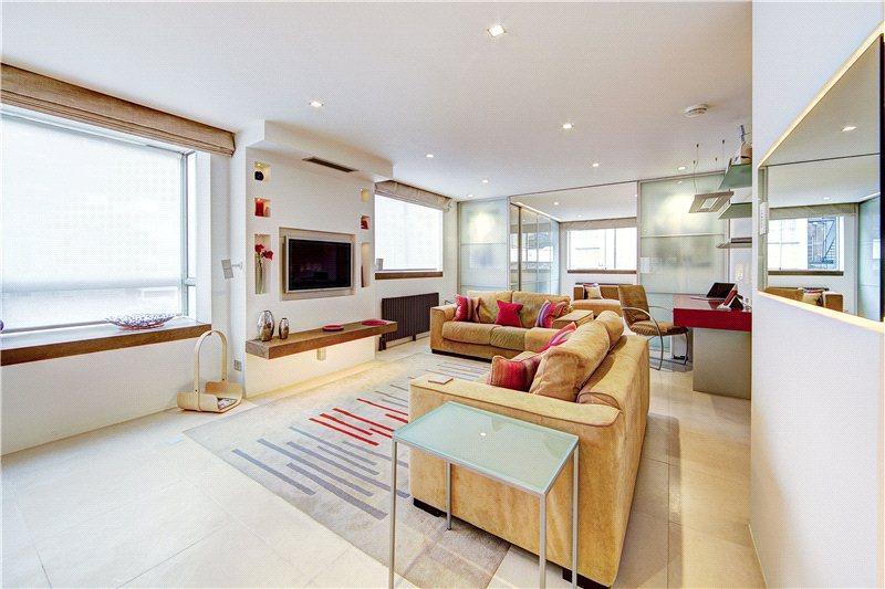 1 Bedroom Flat for sale in Thorburn House, Kinnerton Street, Knightsbridge, London