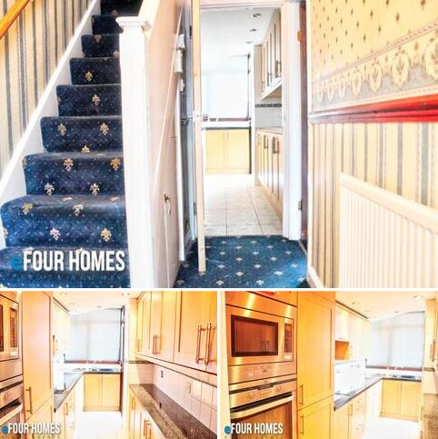 3 bedroom terraced house to rent - Charlton Road, Edmonton, London N9