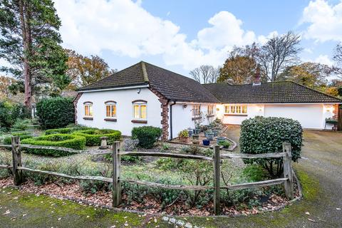 4 bedroom detached bungalow for sale - Storrington - adjoining South Downs National Park