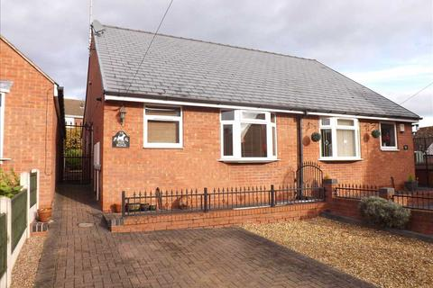2 bedroom bungalow to rent - Fox Road, Whitwell, Worksop