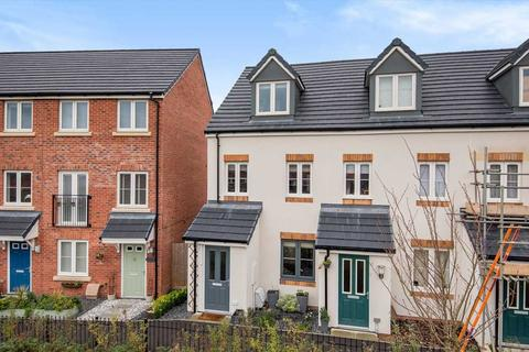 3 bedroom end of terrace house for sale - Saddle Way, Picket Twenty, Andover