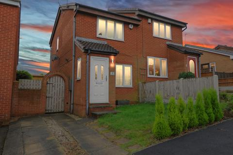 2 bedroom semi-detached house for sale - Athersley Gardens, Owlthorpe