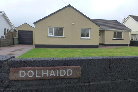 4 bedroom detached bungalow for sale - Hayscastle, Haverfordwest