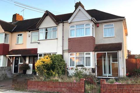 3 bedroom end of terrace house for sale - Edmund Road, Rainham, EM13