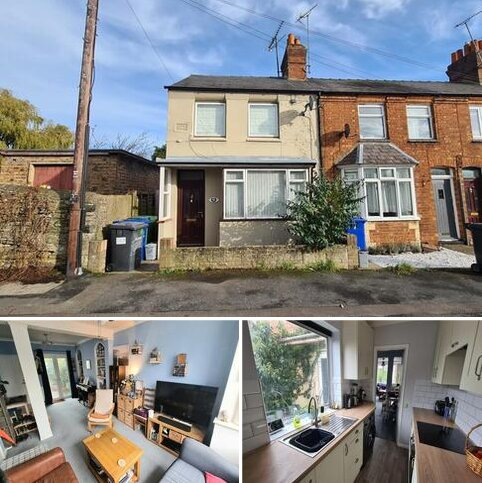 3 bedroom end of terrace house for sale - Church Road, Brackley