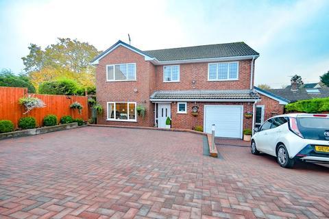 4 bedroom detached house for sale - Nant Mawr Road, Buckley