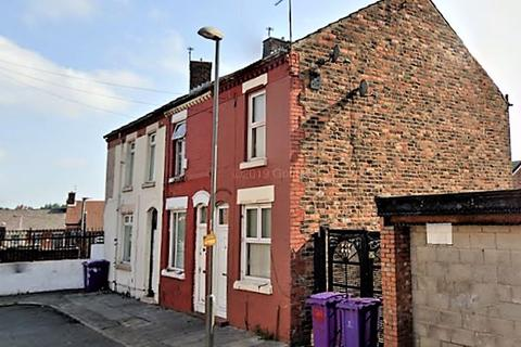 2 bedroom end of terrace house for sale - 81 Sedley Street, Liverpool
