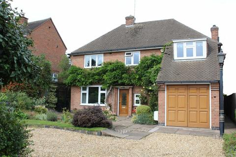 4 bedroom detached house for sale - Faire Road, Glenfield, Leicester