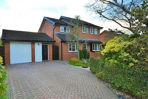 4 bedroom detached house for sale - Ladywood Road, Old Hall, Warrington