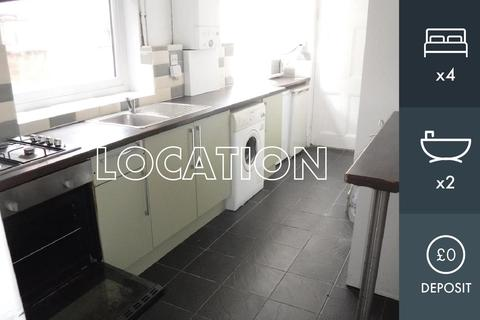 4 bedroom house to rent - Thurlow Road, Leicester
