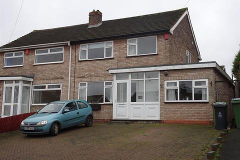 3 bedroom semi-detached house to rent - Bankside Crescent, Streetly, B74 2JA