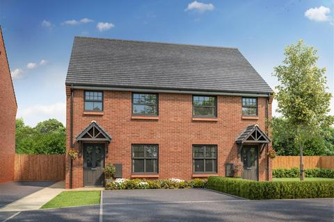3 bedroom semi-detached house for sale - Plot The Gosford 73, The Gosford Plot 73 at Harts Mead, Greenhurst Road OL6