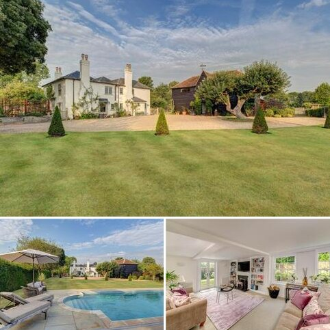 5 bedroom equestrian property for sale - Ascot Road, Holyport, SL6