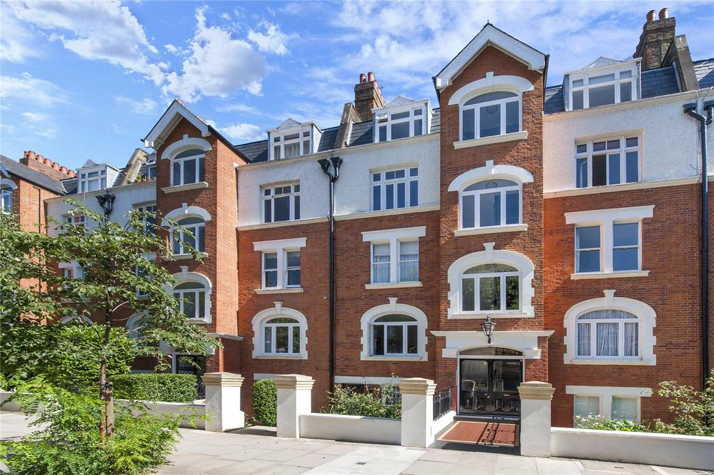 2 Bedrooms Flat for sale in Southwold Mansions, Widley Road, Maida Vale, London