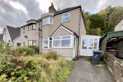 3 bedroom semi-detached house for sale - Tayler Avenue, Dolgarrog, Conwy