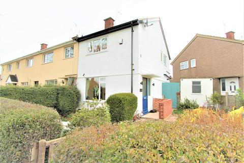 2 bedroom end of terrace house for sale - Stornaway Road, Thurnby Lodge, Leicester LE5