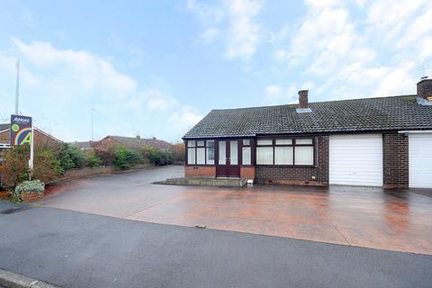 2 bedroom semi-detached bungalow for sale - Orchard Street, Fearnhead, Warrington, WA2