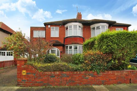 4 bedroom semi-detached house for sale - Canberra Avenue, Whitley Bay