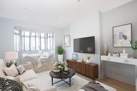 2 bedroom flat to rent - Thurlow Park Road, London
