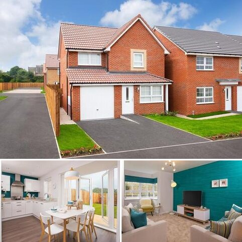 3 bedroom detached house for sale - Plot 129, DERWENT at Gateford Park, Holme Way, Gateford, WORKSOP S81
