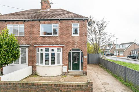 3 bedroom semi-detached house for sale - Beaver Road, Beverley, HU17 0QN
