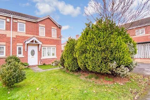 3 bedroom semi-detached house to rent - Brahman Avenue, North Shields, Tyne and Wear, NE29 6UD