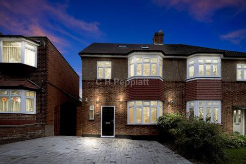 4 bedroom semi-detached house for sale - Monkfrith Way, Southgate, N14