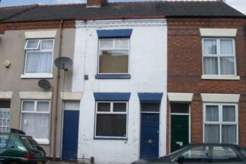 2 bedroom terraced house to rent - Bosworth Street,  Leicester, LE3