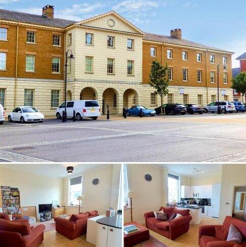 2 bedroom apartment to rent - Newborough House, Queen Mother Square, Poundbury, Dorchester DT1