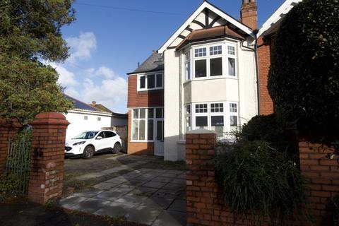 4 bedroom semi-detached house for sale - Fidlas Road,  Llanishen, Cardiff CF14