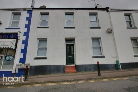 3 bedroom terraced house for sale - Church Street, Torquay