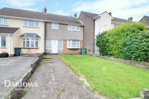 3 bedroom terraced house for sale - Countisbury Avenue, Cardiff