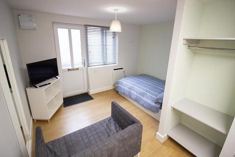 Studio to rent - 136 North Sherwood Street Flat 14, NOTTINGHAM NG1 4EF