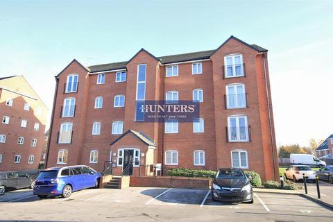 2 bedroom flat for sale - Bramall House, Chapman Road, Thornbury, Bradford,  BD3 7FF
