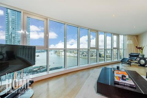 3 bedroom apartment for sale - Flagstaff House, St George Wharf, Vauxhall, SW8