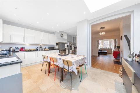 5 bedroom terraced house to rent - Braemar Avenue, SW19