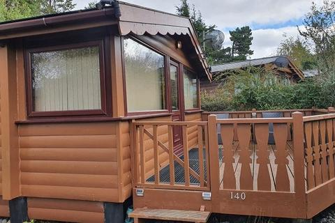 2 bedroom lodge for sale - Cabin 140, Trawsfynydd Leisure Village, Gwynedd