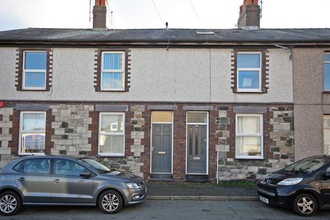 3 bedroom terraced house for sale - Ambrose Street, Bangor, Gwynedd, LL57