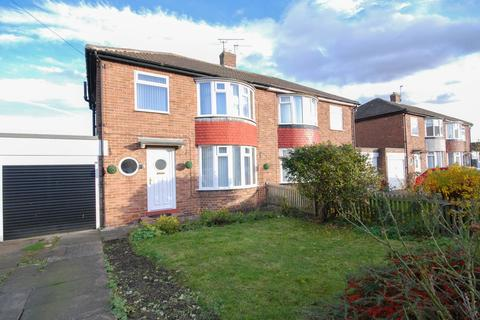 3 bedroom semi-detached house for sale - Elmwood Avenue, Newcastle Upon Tyne