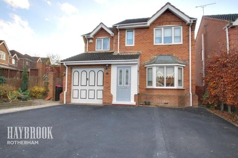 4 bedroom detached house for sale - Admiral Biggs Drive, Treeton