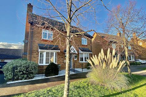 4 bedroom detached house for sale - Windemere Drive, Higham Ferrers