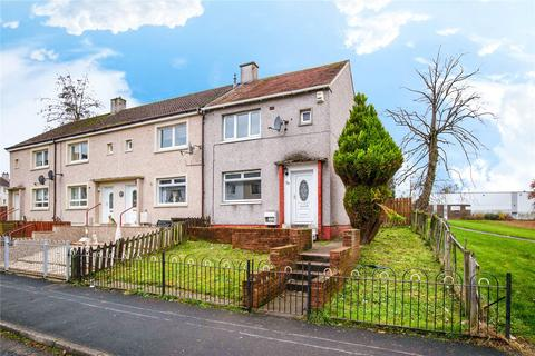 2 bedroom end of terrace house for sale - 39 Glencairn Drive, Moodiesburn, Glasgow, G69