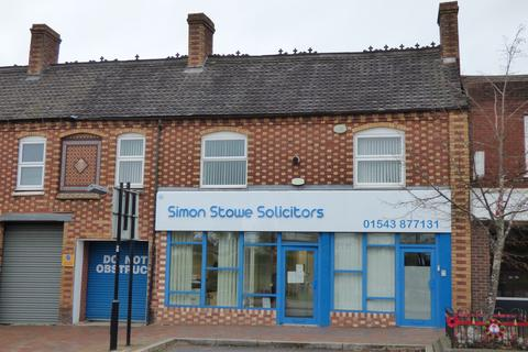 4 bedroom flat to rent - The First Floor Flat, 92 Market Street, Hednesford, WS12 1AG
