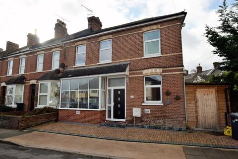 4 bedroom end of terrace house - Ebrington Road, Exeter, EX2