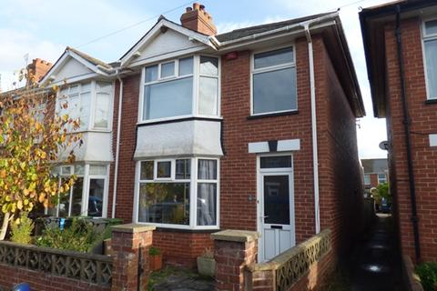 3 bedroom terraced house to rent - Topsham - Three bedroom family home