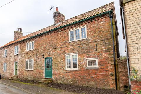 3 bedroom terraced house for sale - Chapel Street, Lockington, YO25 9SN