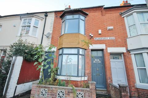 2 bedroom terraced house for sale - Wilberforce Road, Leicester