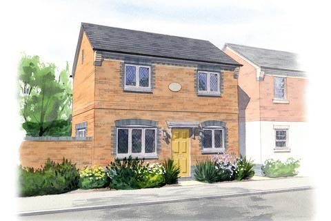 2 bedroom detached house for sale - Isabel Lane, Kibworth Beauchamp