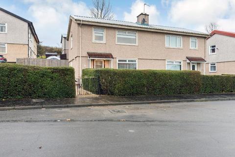 3 bedroom semi-detached house for sale - Moredun Crescent, Springboig, G32 0AJ