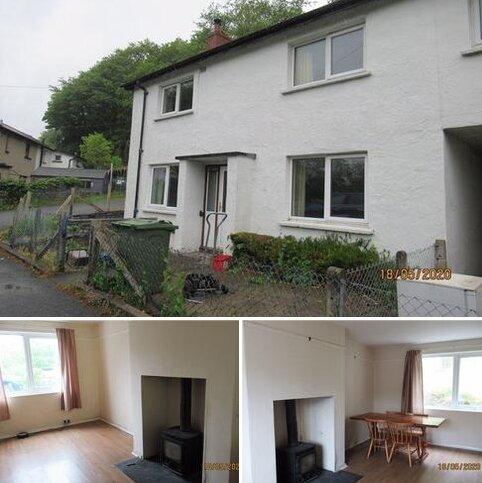 3 bedroom semi-detached house to rent - Bro Cymer, Dolgellau